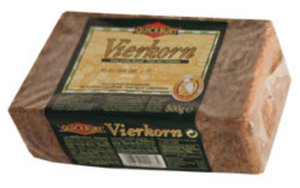 Хлеб четырёхзерновой ТМ Volkorn Brot