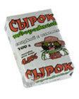 Сырок творожный с изюмом 4,5% ТМ Пискаревский