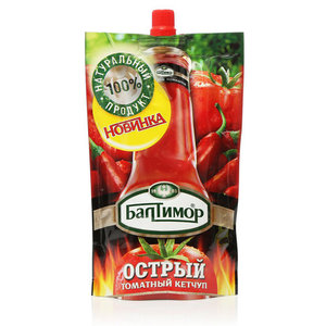 Кетчуп острый томатный ТМ Балтимор