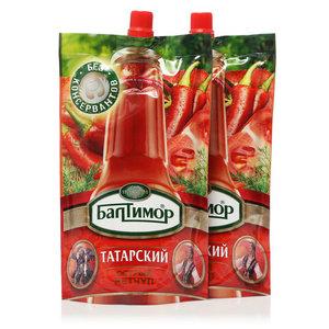Кетчуп татарский ТМ Балтимор, 2*330г