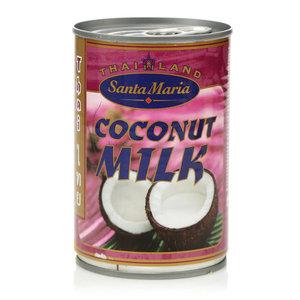 Напиток сокосодержащий кокосовое молоко ТМ Santa Maria (Санта Мария)