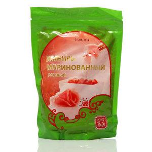Имбирь маринованный розовый ТМ Takemura (Такемура)