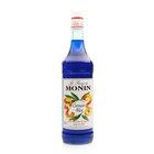 Сироп с ароматом апельсина Blue Curacao ТМ Monin (Монин)