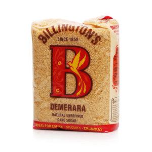 Сахар коричневый demerara ТМ Billingtons (Биллингтонс)