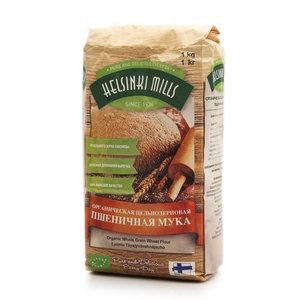 Мука пшеничная высшего сорта ТМ Helsinki Mills (Хельсинки Миллс)