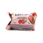 Сырок творожный глазированный с ржаным хлебом и клюквой ТМ Karums (Карумс)