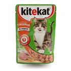 Корм для кошек Kitekat с индейкой в соусе ТМ Kitekat (Китекат)