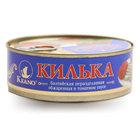 Килька балтийская неразделанная обжаренная в томатном соусе ТМ Keano (Кеано)