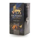 Чай черный Lord Grey 25*2 г ТМ Richard (Ричард)