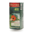 Фиточай Detox  20*2 г ТМ Milford (Милфорд)