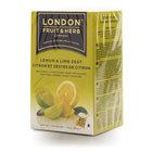 Фиточай Лимон и Лайм  20*2 г ТМ London Fruit&Herb Company (Лондон Фрут энд Херб Компани)