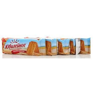 Печенье традиционное ТМ Юбилейное, 5*126г