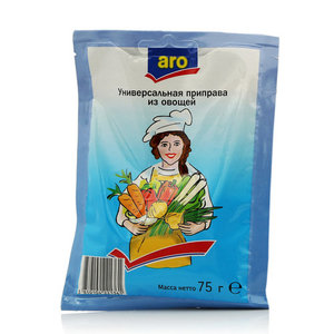 Универсальная приправа из овощей ТМ Aro (Аро)