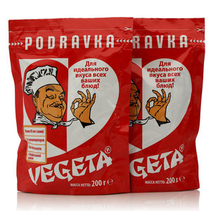 Универсальная приправа с овощами ТМ Vegeta (Вегета), 2*200г