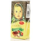 Шоколад молочный Аленка с фундуком 4*100г ТМ Красный Октябрь