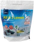 Таблетки для посудомоечных машин All in 1 (Всё в 1) Лимон ТМ Rainbow (Рейнбоу), 30 шт