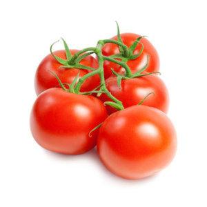 Томаты (помидоры) на ветке