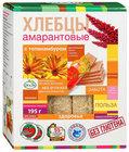 Хлебцы амарантовые с топинамбуром ТМ Di&Di  (Ди энд Ди)
