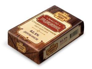 Масло традиционное сладко-сливочное 82.5% ТМ Андронова Лавка