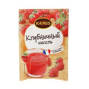 Клубничный кисель ТМ Kamis (Камис)