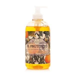 Жидкое мыло оливковое масло и мандарин ТМ Nesti Dante (Нести Данте)