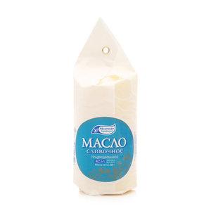 Масло сливочное 82,5% ТМ Молочная здравница