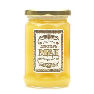 Мед натуральный луговой ТМ Рецепты здоровья