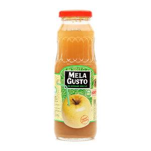 Нектар яблочный с мякотью ТМ Mela Gusto (Мела Густо)