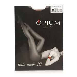Колготки женские tutto nudo (тутто нудо) bronzo (бронзо) 40 ден размер 2 ТМ Opium (Опиум)