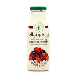 Напиток сокосодержащий с соком летних ягод ТМ Folkington's (Фолкингтонс)