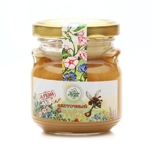 Мед цветочный ТМ Зеленая гора