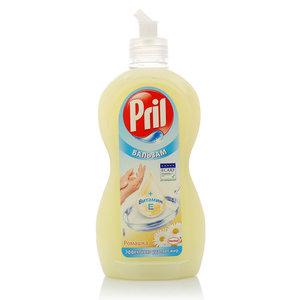 Средство для мытья посуды Бальзам Витамин Е, Ромашка ТМ Pril (Прил)
