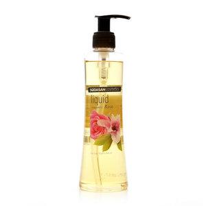 Жидкое мыло романтическая роза ТМ Sodasan (Содасан)