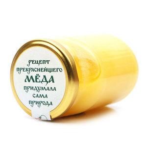 Мед алтайский цветочный ТМ Экорегион
