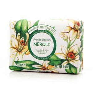 Мыло натуральное с растительное с оливковым маслом и экстрактом календулы ТМ Iteritalia (Итериталиа)