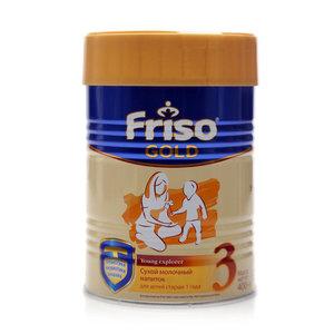 Сухая молочная смесь Фрисолак Gold №3 с 12 месяцев ТМ Friso (Фрисо)