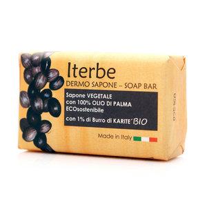 Мыло натуральное с органическим маслом ши ТМ Iteritalia (Итериталиа)