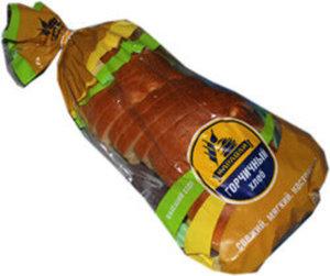 Хлеб горчичный ТМ Каравай новый подовый в нарезке