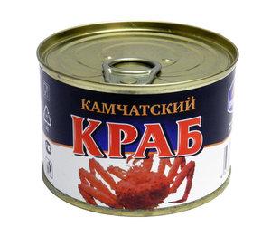 Мясо краба в с/с А-Граде ТМ Охотоморье