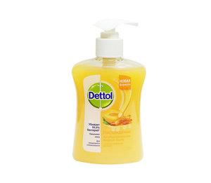 Мыло жидк. антиб.Наслаждение мед/абрикос ТМ Деттол