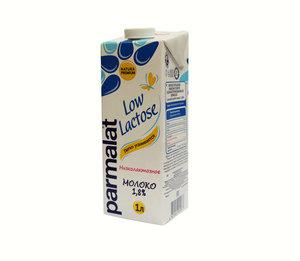 Молоко низколактозное ультрапастеризованное 1.8% ТМ Parmalat (Пармалат)