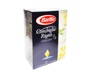 Макаронные изделия Conchiglie Rigate ТМ Barilla (Барилла)