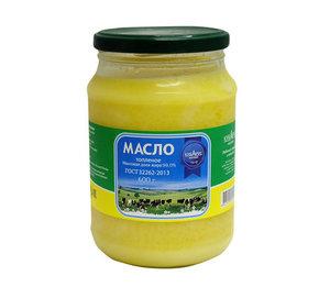 Масло топленое 99% ТМ Кубарус-Молоко