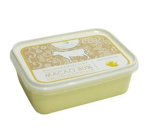 Масло сладкосливочное 80% Фермерский продукт ТМ Тригорская ферма