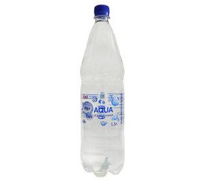 Вода Элитная-1 минеральная негазированная ТМ Лэнд натуральный продукт