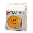 Напиток чайный сухой растворимый молокосодержащий с сахаром chai latte (чай латте) ТМ Tassimo (Тассимо)