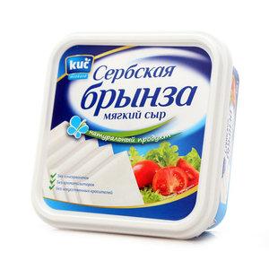 Мягкий сыр Сербская брынза 35% ТМ Mlekara Kuc (Млекара Куч)
