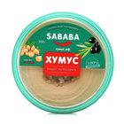 Закуска Хумус рецепт из Назарета ТМ Sababa (Сабаба)