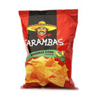 Кукурузные чипсы с солью ТМ Carambas (Карамбас)