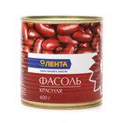 Фасоль красная в собственном соку консервированная ТМ Лента